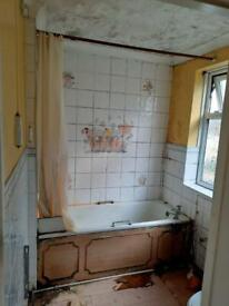 Plastering & tiling