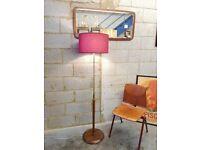 Mid Century Teak Retro lamp