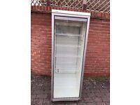 Single Glass Door Display Fridge Chiller Cooler *Can Deliver*