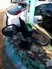 Renault Clio wing mirrors
