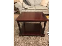Coffee / Occasional table. Solid wood.