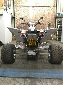 Yamaha raptor 700 GYTR 700r race tuned must see