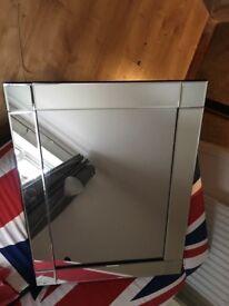 Wall mirror 60 x 80