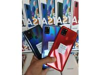 Brand New Boxed Samsung A21s Unlocked Dual Sim 2020 6.5 Inch 3GB 48MP Android(No PayPal No Postage
