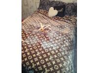 Louis Vuitton throws/blanket