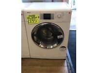 BEKO 7KG DIGITAL SCREEN WASHING MACHINE IN WHTE