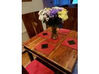 Table Chairs And In Shotts North Lanarkshire