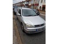 Vauxhall Astra Sportive Van 1.7 Diesel