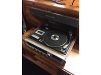 Vintage Sanyo record player