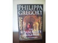 PHILIPPA GREGORY - THE KING MAKER'S DAUGHTER - (Kirkby in Ashfield)