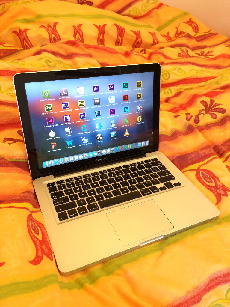 "Newest MacBook Pro 13"" w/ DVD/CD Drive! 8GB/16GB RAM 500GB or 1TB/2TB SSHD + ADOBE, LOGIC,FCP, WORD"