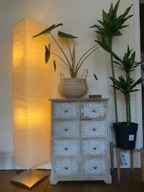 Maison du Monde wood Moroccan style cabinet