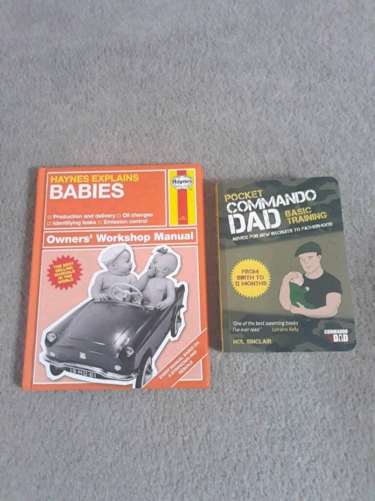 New Dad/Baby books  | in Cupar, Fife | Gumtree