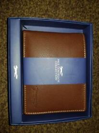 ***LESS THAN HALF PRICE***Paul Costelloe Leather Wallet