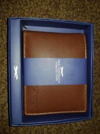 Paul Costelloe Leather Wallet