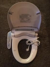 Electric Toilet Seat with Bidet