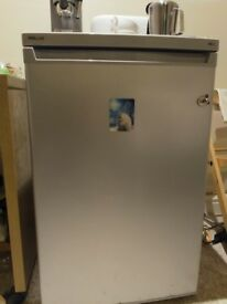 Fridge with small freezer