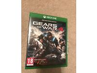 Gears of war 4 on Xbox one