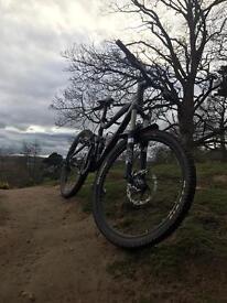 Giant Reign 2 Mountain Bike