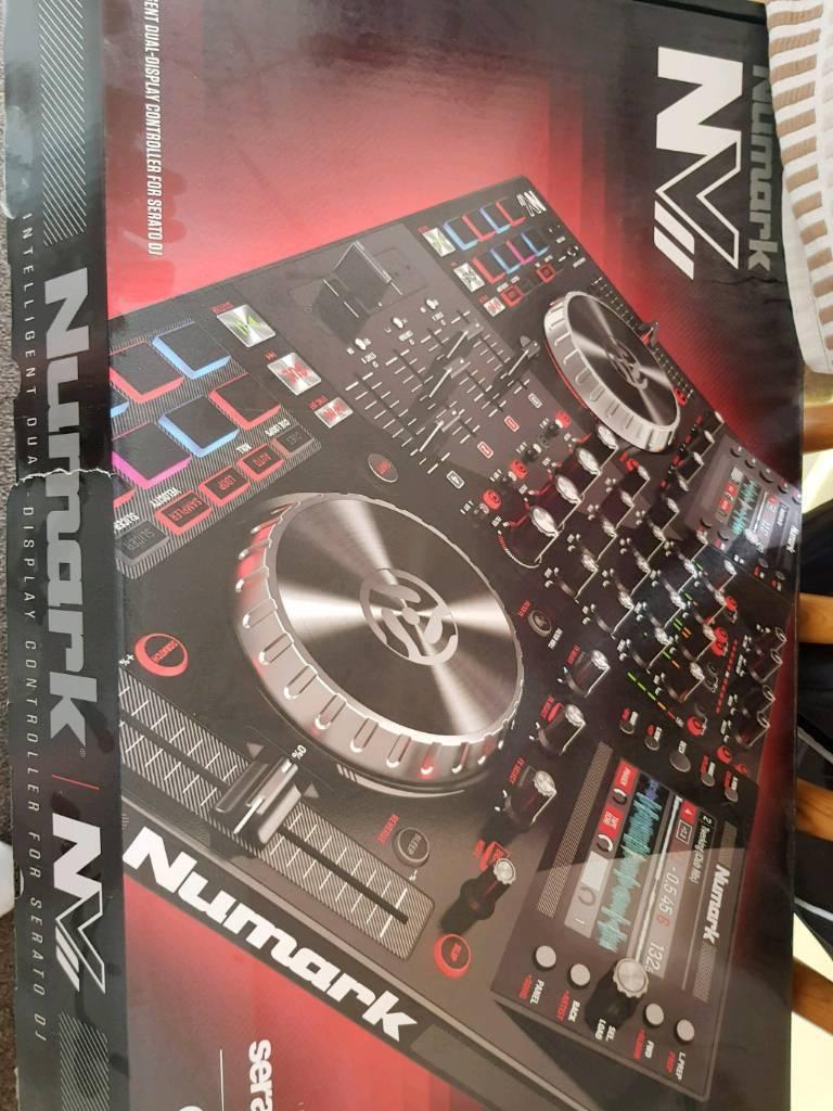 Nurmark NV2 DJ Controller