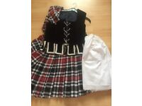 Highland Dancing Adult Aboyne Outfit