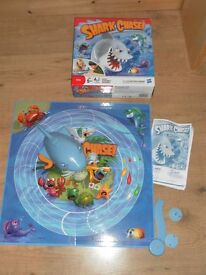 Shark Chase Board Game. Excellent condition