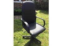 Office Chair - height/tilt adjust
