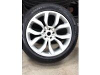 Landrover / Range Rover Alloys For Sale