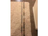 DIAWA BEACHCASTER FISHING ROD IN GOOD CONDITION