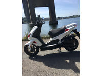 PEUGEOT SPEEDFIGHT 4 ICEBLADE 2-STROKE, 50CC ,SCOOTER, 2016 PLATE EDITION , READ FULL AD THANKS