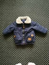 Boy's infants coat size 9-12