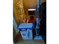 Black & Decker Steam MOP with FREE 3 Pads- from Non-smoking/no pets home