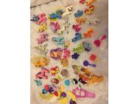 Bundle Of My Little Pony Toys x 35 figures NW6