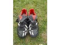 Kids Adidas football boots - size 11