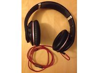 Beats by DrDre headphones (used)