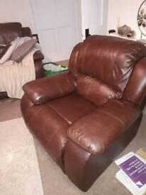 Armchair recliner