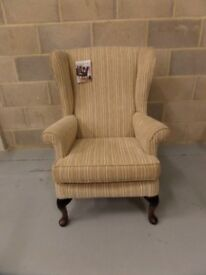 Parker Knoll Penshurst Wing Chair - Marlow Beige. Ex Display.
