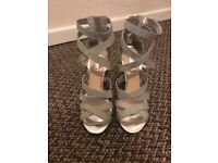 Miss KG heels with box, brand new never worn