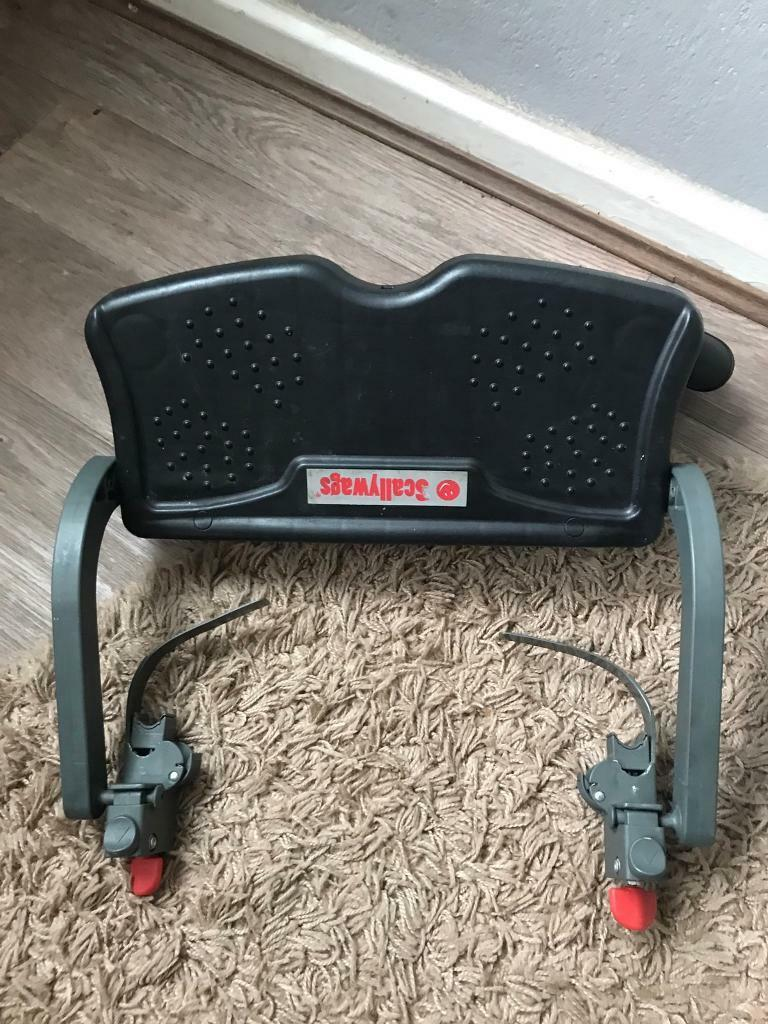 Buggyboard for sale!