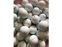 100 Nxt tour golf balls mint condition £50