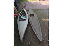 3x Kayaks for sale
