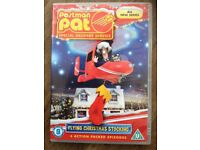 Postman Pat Special Delivery Service - Flying Christmas Stocking DVD