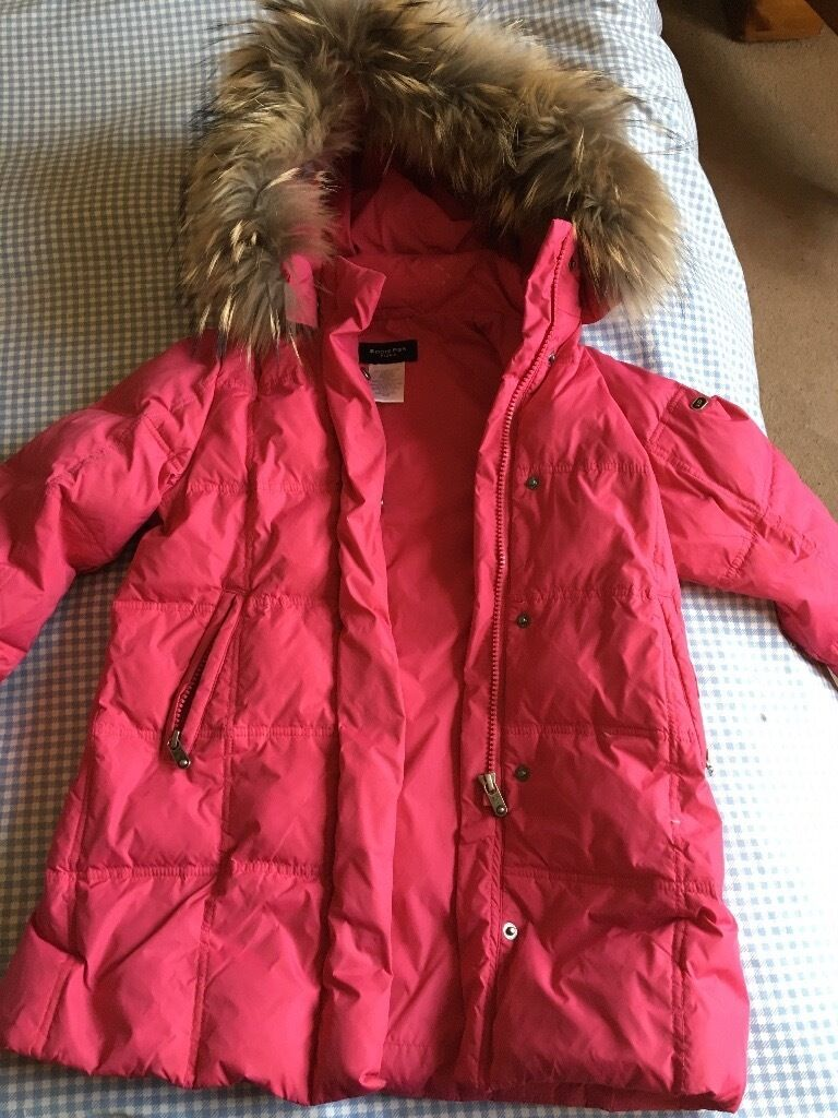 Most popular Eddie Pen Down jacket girls 5 6 yearsin Greenwich, LondonGumtree - Used couple of times, in mint nearly new condition Bought for £175 with detachable real Fur!!! Grab a bargain price Also have a similar jacket in Blue size 7 8 years ( separately listed ) Collection Only and serious buyers contact only!!!! Note...