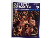 Blue Peter Royal Safari Magazine