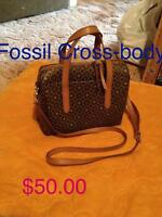Fossil cross-body