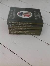 SET OF BEATRIX POTTER BOOKS