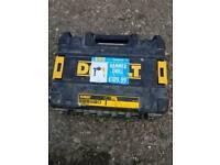 Case for Dewalt D25033 110v SDS Plus Hammer Drill