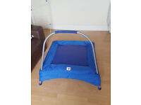 Plum baby/toddler trampoline for sale