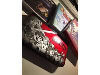 Nintendo 3DS XL (LIMITED EDITION Super Smash Bros) read description for more details.