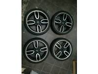 GENUINE BMW MINI JCW GP ALLOYS 16 17 18